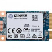 Твърд диск solid state drive (ssd) kingston uv500, msata, 240gb. kin-ssd-suv500ms/240g
