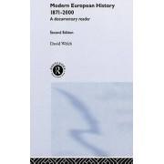Modern European History 18712000 by David Welch