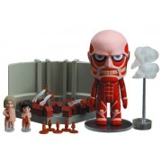 March of giant Nendoroid super-sized giants & advance of play set (non-scale ABS & PVC painted action figure)