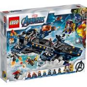 Lego Marvel Super Heroes (76153). Helicarrier degli Avengers