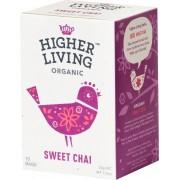 HIGHER LIVING Sweet Chai Tea - 15 Beutel