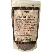 Nibs O Virutas De Cacao Orgánico, 500 Gramos