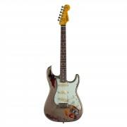 Fender Rory Gallagher Relic Strat RW 3-Color Sunburst