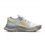 Nike Scarpe Trail Running Pegasus 2 Bianco Arancio Donna EUR 36 / US 5,5