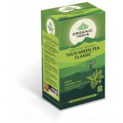Organic India Tulsi Green Thee Bio (25st)
