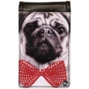 Nutcase Bull Dog Waist Bag(Multicolor)