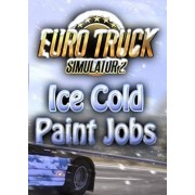 SCS Software Euro Truck Simulator 2 Ice Cold Paint Jobs Pack (DLC) Steam Key GLOBAL