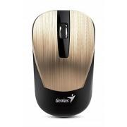 Miš USB Genius NX-7015 Optički1600dpi, Wireless Gold blister