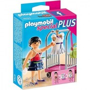 PLAYMOBIL Model with Clothing Rack Building Kit