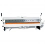 Abkant manual segmentat de indoit tabla pentru ateliere de tinichigerie ROP-15/1260 (PROMA-CEHIA)