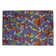 AK Sports Play Carpet Big City Street 140x200 cm BIG CITY 97