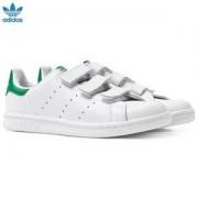 adidas Originals Stan Smith Velcro Trainers White Barnskor 31.5 (UK 13)