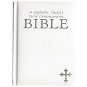 Catholic Child's First Communion Bible-OE, Hardcover/Rev Victor Hoagland