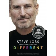 Steve Jobs: The Man Who Thought Different: A Biography, Paperback