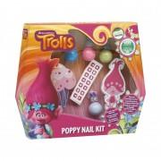 Set infrumusetare a unghiilor Poppy colectia Trolls