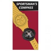 ROTHCO | Kompas ROTHCO na hodinky nebo náramek ČERNÝ
