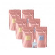 TummyTox Daily Kick+ Sleep Tight Tea Kräutertee. Entgiftung Tag und Nacht. 120 Teebeutel