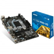 Motherboard MSI H110M PRO-VD