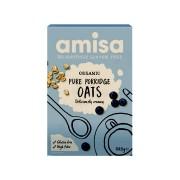 Faina de ovaz (porridge) fara gluten eco 325g AMISA