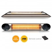 Luxway Terrassvärmare Veito Blade S Silver 2000W
