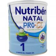 Nutriben Natal leche infantil 800 g
