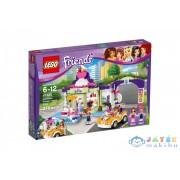 Lego Friends: Heartlake Jeges Joghurt Üzletete (41320)