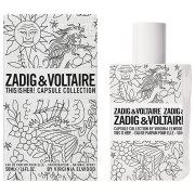Zadig & voltaire this is hertattoo 50 ml eau de parfume edp profumo donna