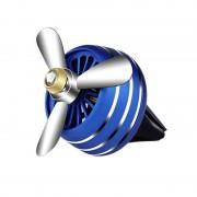 Odorizant Auto Tip Ventilator pentru Grila cu Lumini Albastru