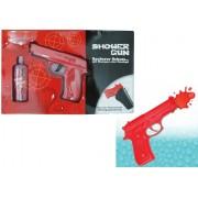 Shower Gun - dispenser per bagnoschiuma che lascia il segno