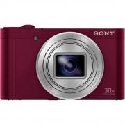 Digitalni fotoaparat DSC-WX500 Sony 18.2 mil. piksela optički zoom: 30 x crvena okretni, nagibni ekran, Full HD video, Live-View