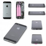 Chassis IPhone 5S Space Grey Com Componentes Com Logótipo