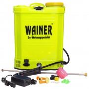 Pompa stropit vermorel cu acumulator 16L WAINER GS2