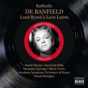 Banfield - Byrons Love Letters (0747313336227) (1 CD)
