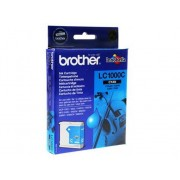 Brother Cartucho de tinta Original BROTHER LC1000C Cián para BROTHER DCP-350, 353, 357, 560, 750, 770, MFC-3360, 465, 5460, 5860, 660, 680, 845, 885