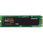 SSD M.2 SATA 500GB Samsung 860 EVO 550/520MB/s, MZ-N6E500BW