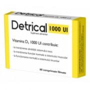 Detrical d3 1000 iu 60cpr ZDROVIT
