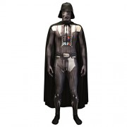 Costume - Star Wars - Darth Vader Digital Morphsuit - Adult (X-Large)
