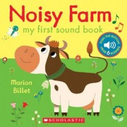 Noisy Farm: My First Sound Book, Hardcover