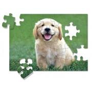 Melissa & Doug 1351 0030 Pc Golden Retriever Puppy Cardboard Jigsaw