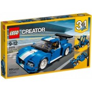 Lego Klocki konstrukcyjne Creator Track Racer Turbo 31070