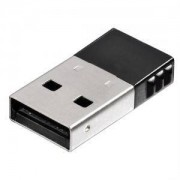 Мини адаптер version 4.0 + HS, class 1, Bluetooth, до 100м, HAMA-53188