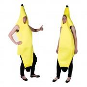 Costum de banana pentru adulti, OOTB 63/2616, 1 buc