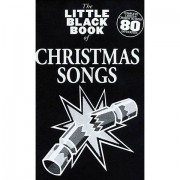 Music Sales The Little Black Book of Christmas Songs Cancionero
