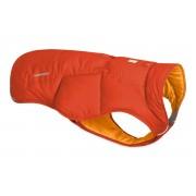 Quinzee bélelt narancssárga kutyakabát S méret