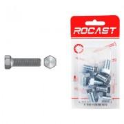 Surub cu cap hexagonal total filetat din 933, otel gr.8.8, zincat - m 6x 12 - [15 buc] 09338612B MF