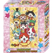 108 Piece Jigsaw Puzzle YO-Kai Watch Atsumare! Taro Nyan Trio and Friends