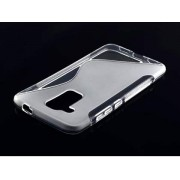 Wave Case for Huawei Nova Plus - Huawei Soft Cover (Frosted Clear/Clear)