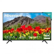 Hisense PANHSE690 Smart TV Led 43H6F 43 Pulgadas, 4K Uhd, 3840 X 2160 Pixeles