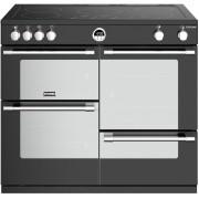 Stoves Sterling S1000Ei Black 100cm Electric Induction Range Cooker