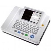elettrocardiografo ecg - 12 derivazioni - 12 canali - display a colori